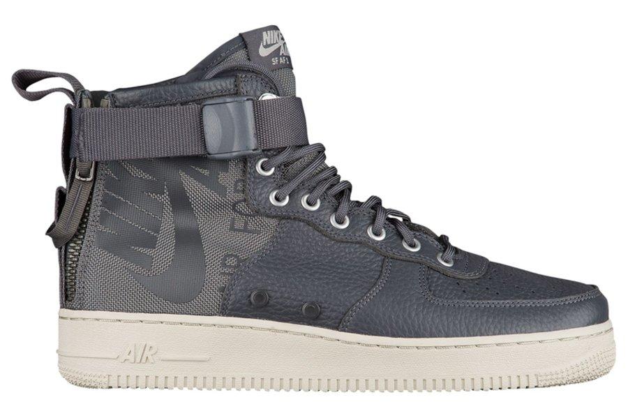 Nike,SF-AF1,Mid  秋冬新品!未来这波 Nike SF-AF1 Mid 提前关注!