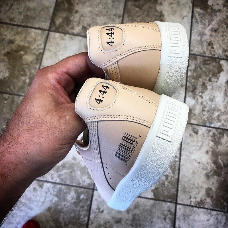 PUMA,Clyde  为新专辑制作!Jay-Z 与 PUMA 的联名鞋款实物曝光!