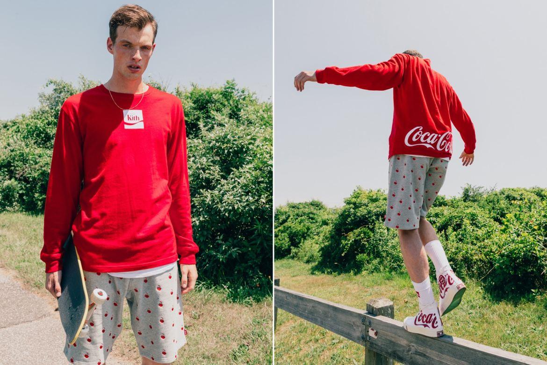 KITH,Coca-Cola,Converse  精品太多!KITH x Coca-Cola 全新联名系列正式发布