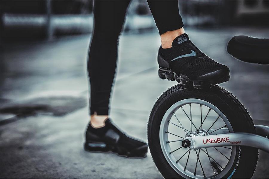 VaporMax,Nike  提前感受无鞋带版 Nike Air VaporMax 上脚效果
