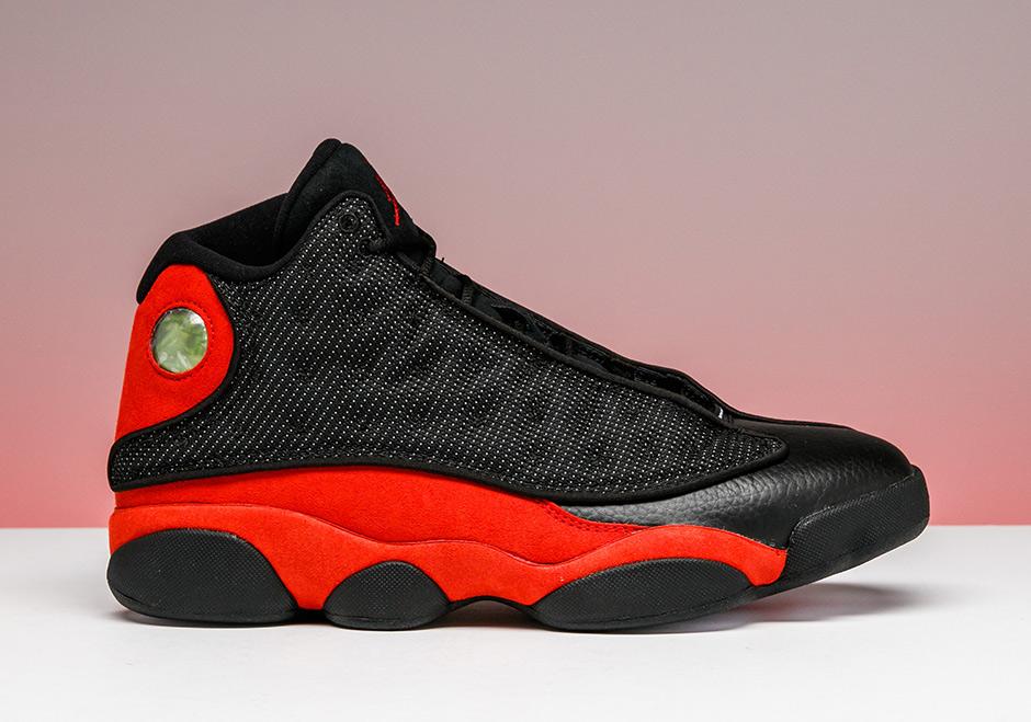 "414571-004,AJ13,Air Jordan 13 414571-004AJ13 何时买黑红 Air Jordan 13 ""Bred"" 最划算?"