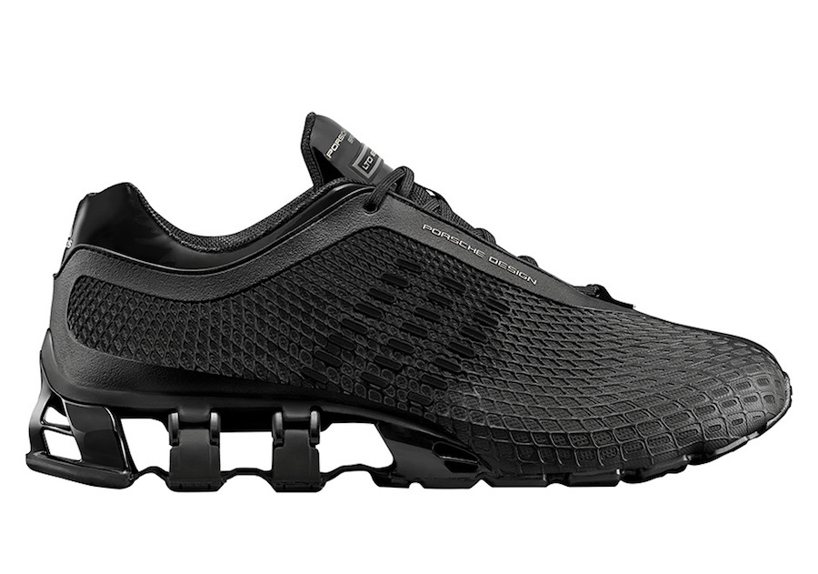 adidas,Porsche Design  真正低调奢华!Porsche Design x adidas 系列鞋款即将发售