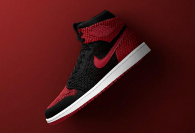 AJ1,Air Jordan 1,919704-001  男女款同期上架!黑红编织 Air Jordan 1 即将发售!
