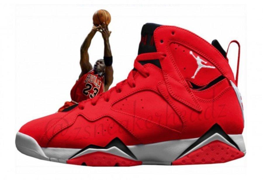 "Air Jordan 7 ""Fadeaway"