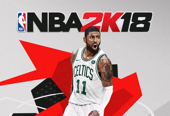 NBA 2K18,NBA  今天刷爆朋友圈的好消息!终于可以用手机玩 NBA 2K18 了!