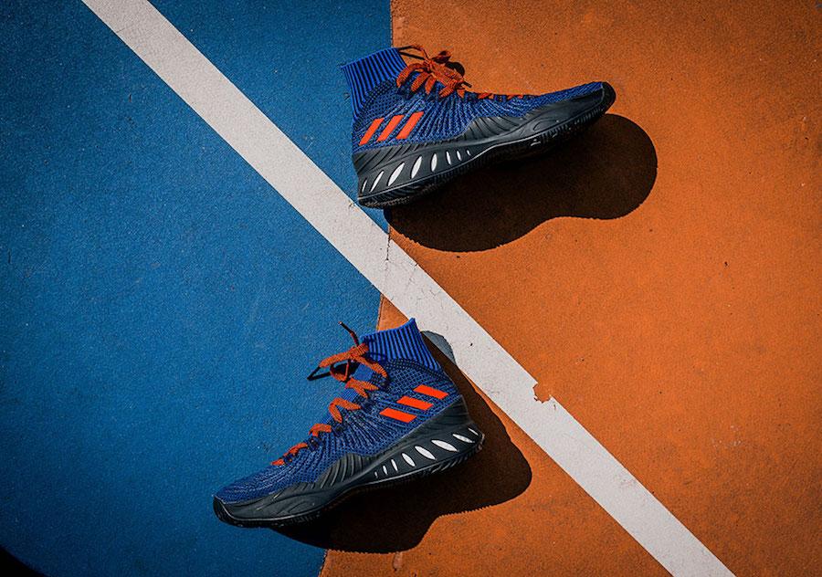 """尼克斯,蓝橙,装扮,限量,100,双的,"""",波神,"""",  尼克斯蓝橙装扮!限量 100 双的 """"波神"""" PE 今天正式发售"""