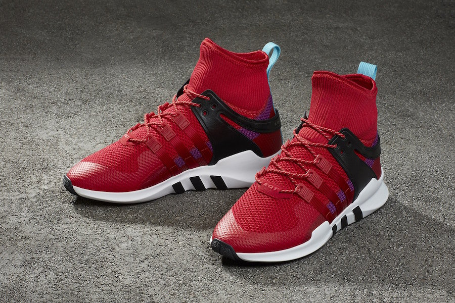 adidas,adidas Originals,EQT Su  袜套鞋款云集!adidas Originals 冬季系列本周发售