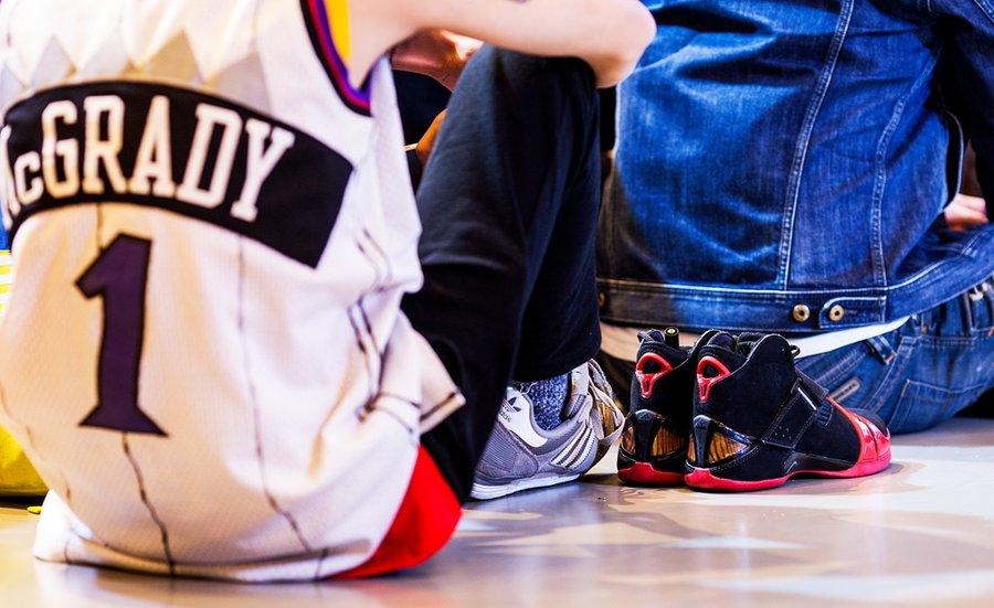 adidas,T-mac,麦迪  麦迪空降上海!为你带来 T-Mac 5 中国独占配色!
