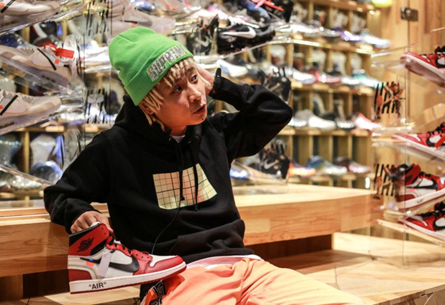 Bridge,Nike  专访:Bridge 最喜欢的球鞋是哪双?你应该能猜得到!