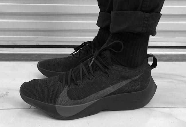 Nike,Vapor Street FK,AQ1763-20  超限量鞋款更名归来!纯黑 Vapor Street FK 实物曝光