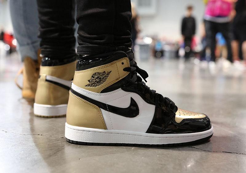 Sneaker Con,球鞋上脚,球鞋美图  年底猛货全亮相!Sneaker Con 拉斯维加斯现场上脚回顾