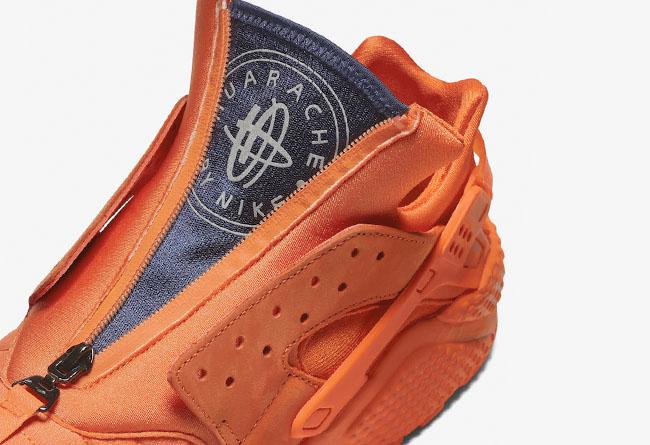 Nike,Air Huarache,AJ5578-800  拉链设计!Nike Air Huarache QS 芝加哥别注即将发售