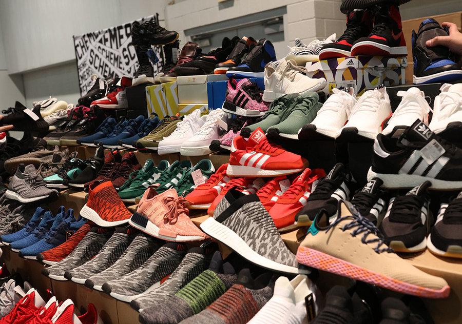 Sneaker Con  都有哪些好玩的?赌城 Sneaker Con 现场回顾!