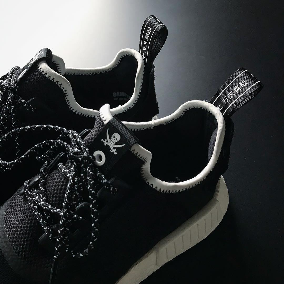 adidas,NEIGHBORHOO,Invincible  超强三方联名!NBHD x NMD x Invincible 将于本月发售!