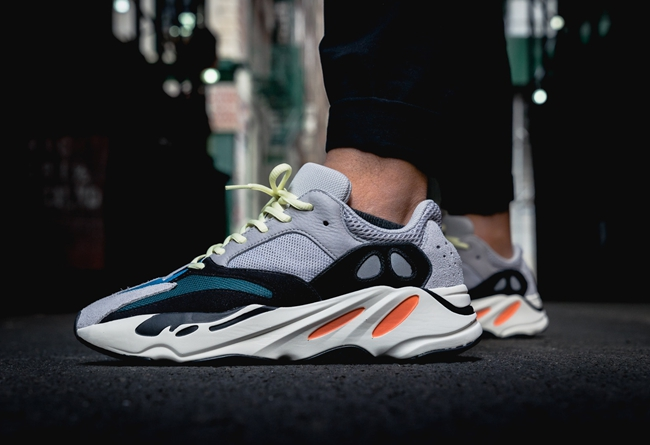 adidas,Yeezy Boost 700 Wave Ru  复古鞋之王降临!Yeezy Boost 700 Wave Runner 或于本月发售