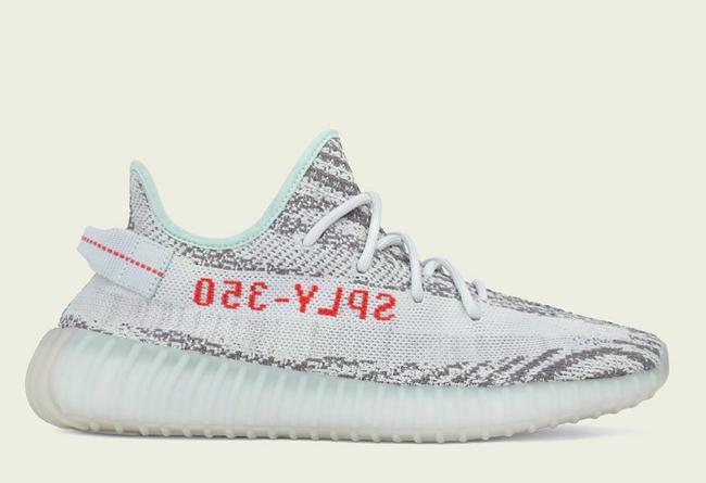 "adidas,Yeezy,Blue Tint, B37571  官网链接已出!原价入手 Yeezy 350 V2 ""Blue Tint"" 的最后机会!"