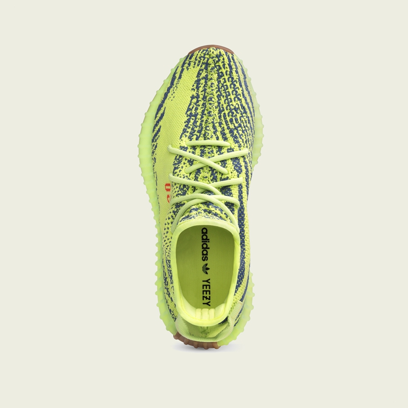 adidas,Yeezy Boost 350 V2  重要发售提醒!黄斑马 Yeezy Boost 350 V2 明日登陆官网
