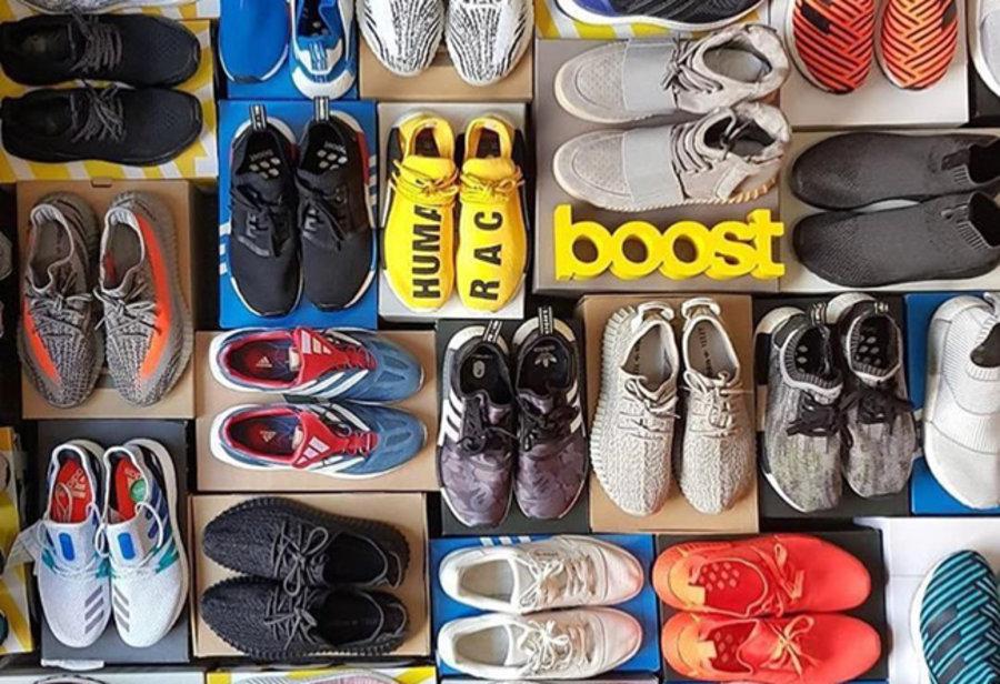 adidas,Boost  adidas 官方发售 Boost 大礼包!00 美元 40 双你会买吗?