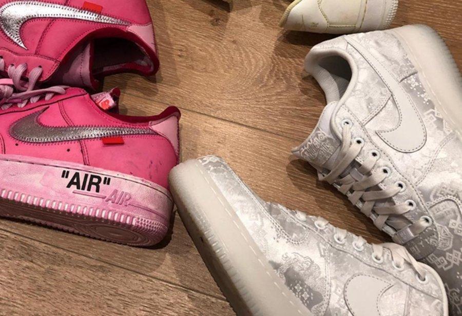 潮牌,主,理人,私,下穿,什么,今天,我们,就来,  除了冠希的白丝绸 AF1,近期各大潮流主理人都爱穿什么鞋?