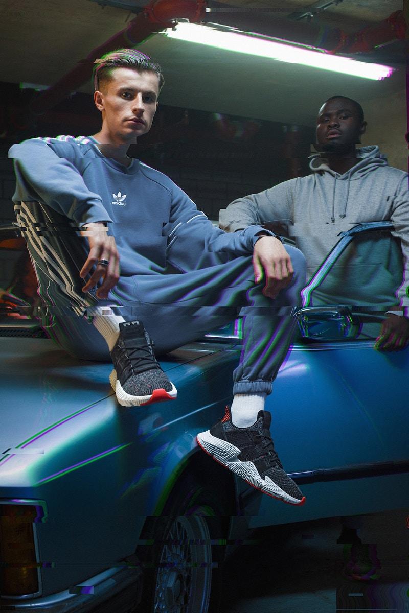 adidas,adidas Originals,Prophe  即将称霸街头!adidas Prophere 刚刚发布就与 UNDFTD 重磅联名