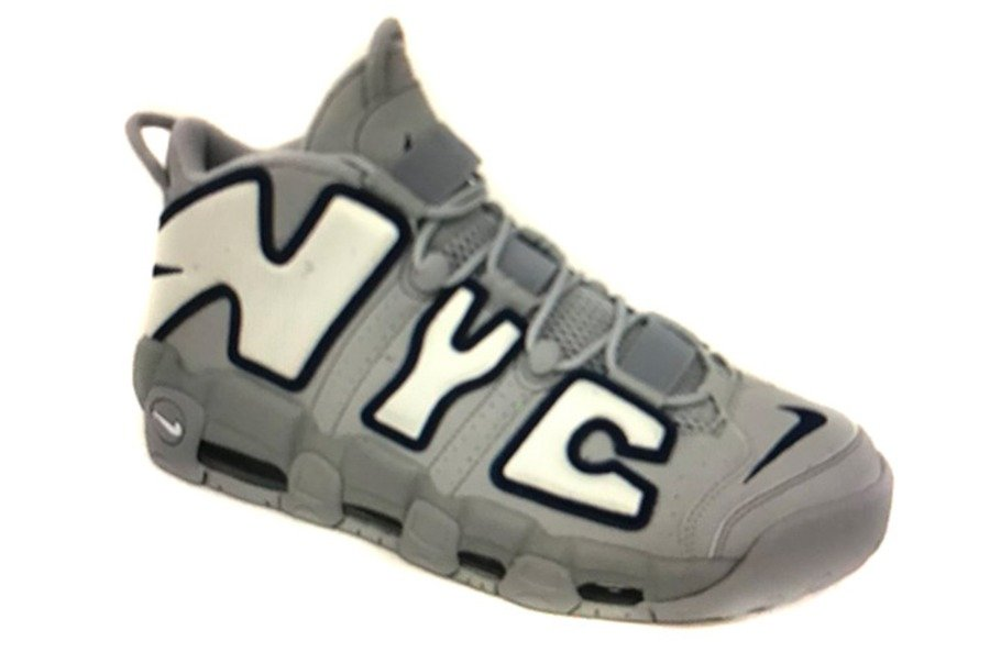 Nike,Air More Uptempo  城市主题!Air More Uptempo 纽约配色首次曝光