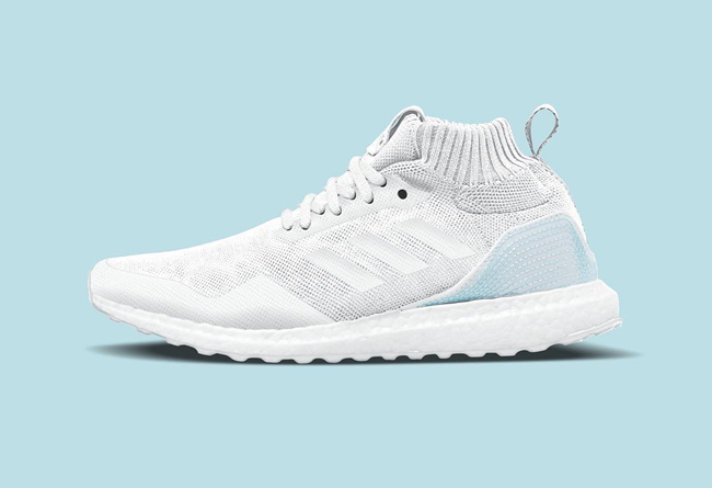 adidas,Parley, Ultra Boost Mid  清爽海洋联名!Parley x Ultra Boost Mid 明年二月发售
