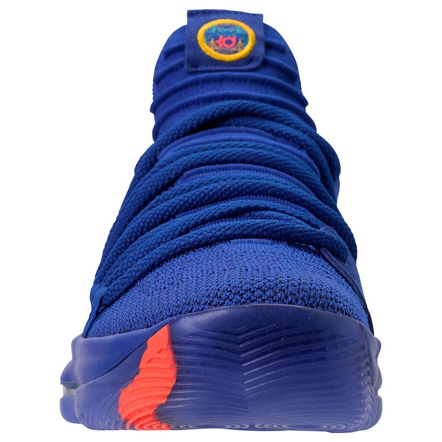 Nike,KD10  中国风细节设计!唐人街版本 KD 10 本月底发售!