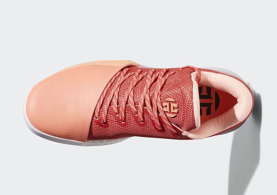 adidas,Harden Vol.1  低调又有活力!两款全新配色 Harden Vol.1 本月发售!