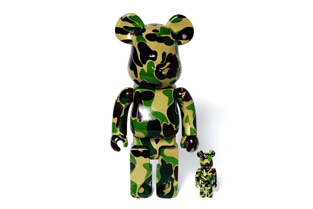 BAPE,Medicom Toy  潮人关注!BAPE x Medicom Toy 全新联名即将发售!