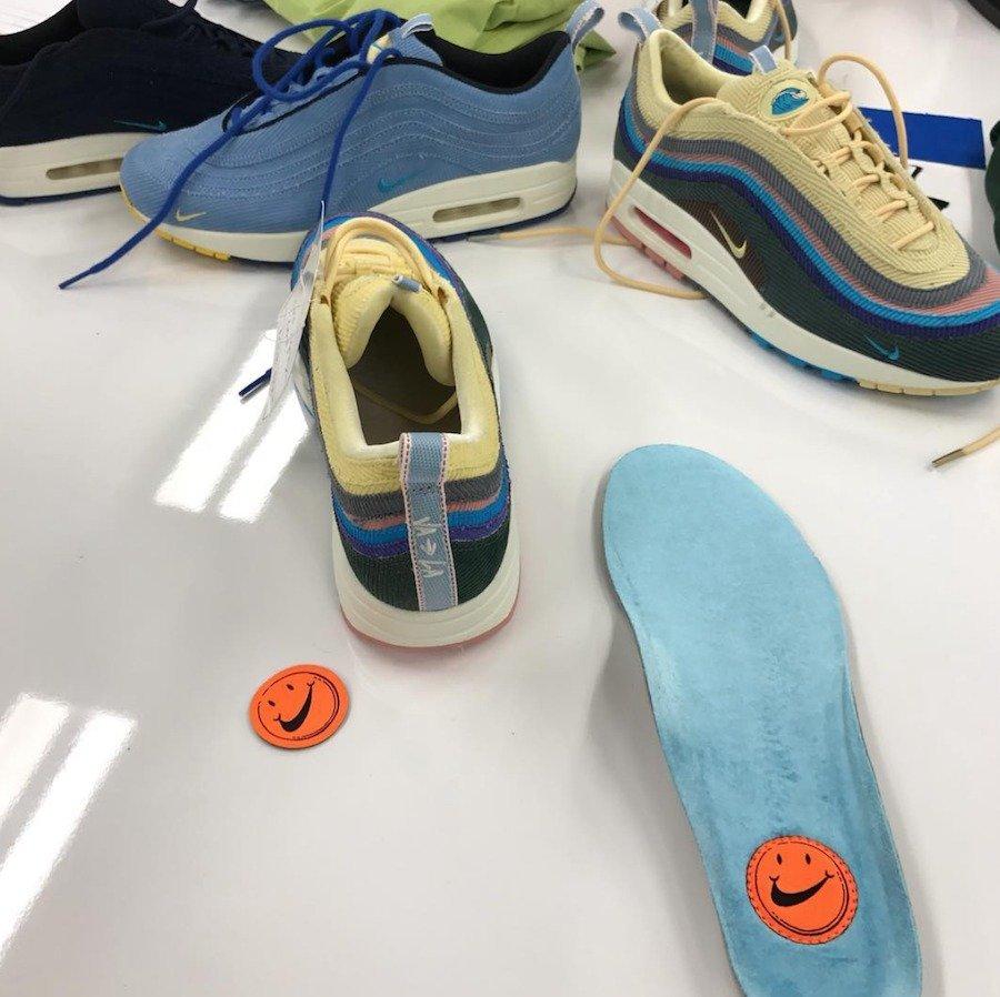 Nike,Air Max 97/  这双有趣的杂交鞋还有新款!两双纯色 Air Max 97/1 首次曝光