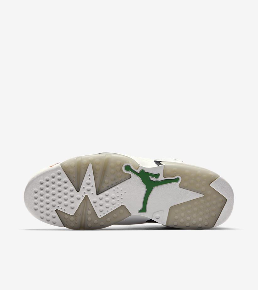 AJ6,Air Jordan 6,AJ32,Air Jord  发售提醒!佳得乐 Air Jordan 6 明早正式登陆官网