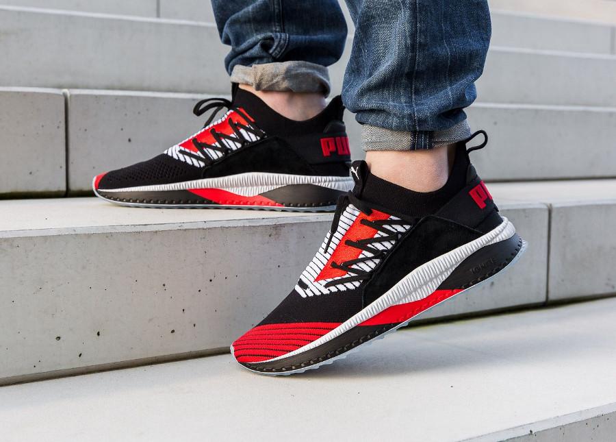 Puma Tsugi Jun Cubism,Puma  干练又帅气的武士风范!这双 Puma 新鞋真的很酷!