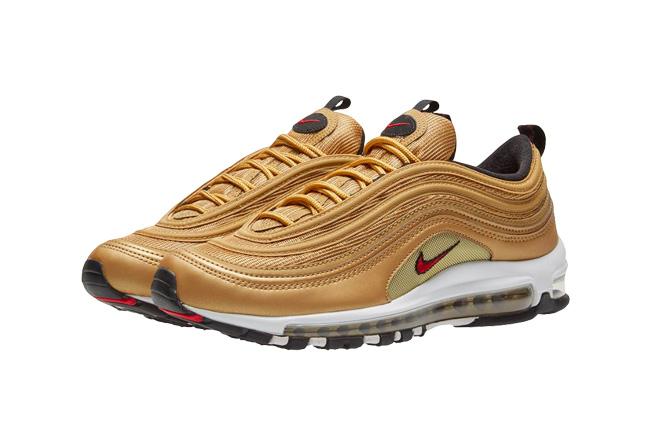Sneaker,Air Max 97  今年最受女性消费者欢迎的 10 款 Sneaker 都有哪些?