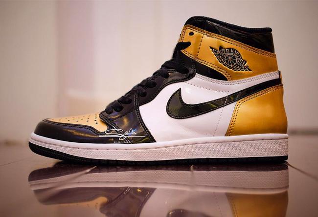 AJ1,Air Jordan 1,黑脚趾 AJ1 又是一双新黑脚趾 Air Jordan 1!还有两大亮点让你无法拒绝!