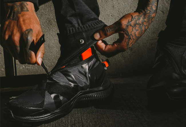 Gaiter Boot,AA0530-001  独特的环绕拉链,NikeLab ACG Gaiter Boot 现已发售