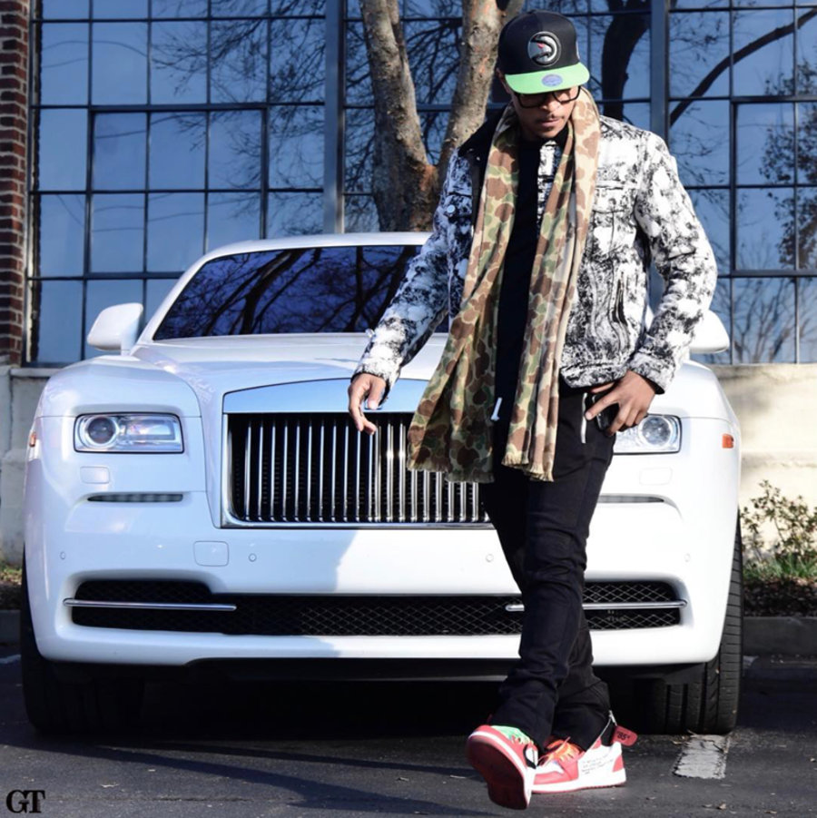 adidas,Nike,Yeezy,Air Jordan  阿姆演绎超限量 Air Jordan 4!一周明星上脚精选 12.18