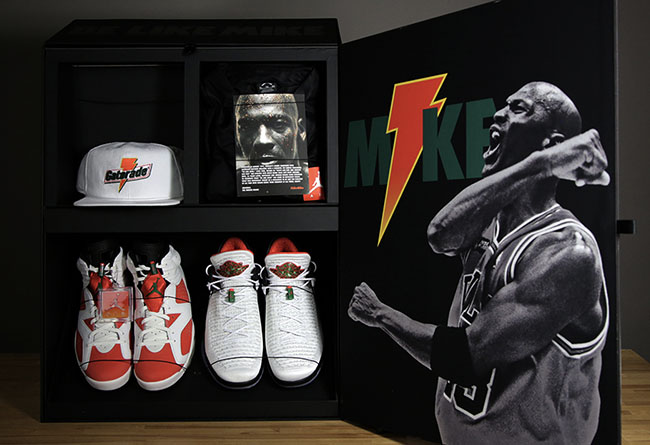 "Air Jordan 6,AJ6,佳得乐,Gatorade  包装霸气、内容丰富!Air Jordan ""佳得乐"" 亲友套装曝光!"
