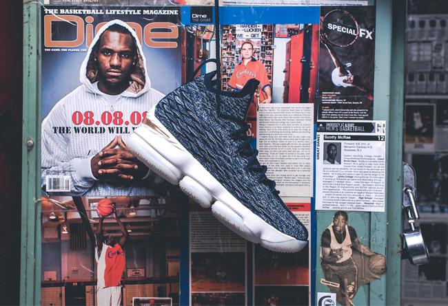 Nike,LeBron 15,KITH  仅 40 双!特别版 KITH x Nike LeBron 15 现已赠送!