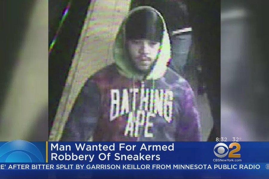 Yeezy,adidas  丧心病狂!美国少年在交易 Yeezy 过程中遭遇持枪打劫