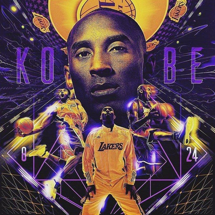 Nike,Kobe  科比球衣今日退役!美图精选致敬传奇!