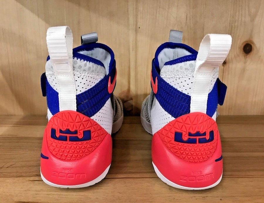 Nike,Soldier 11  亮粉细节点睛!全新配色 Soldier 11 现已发售