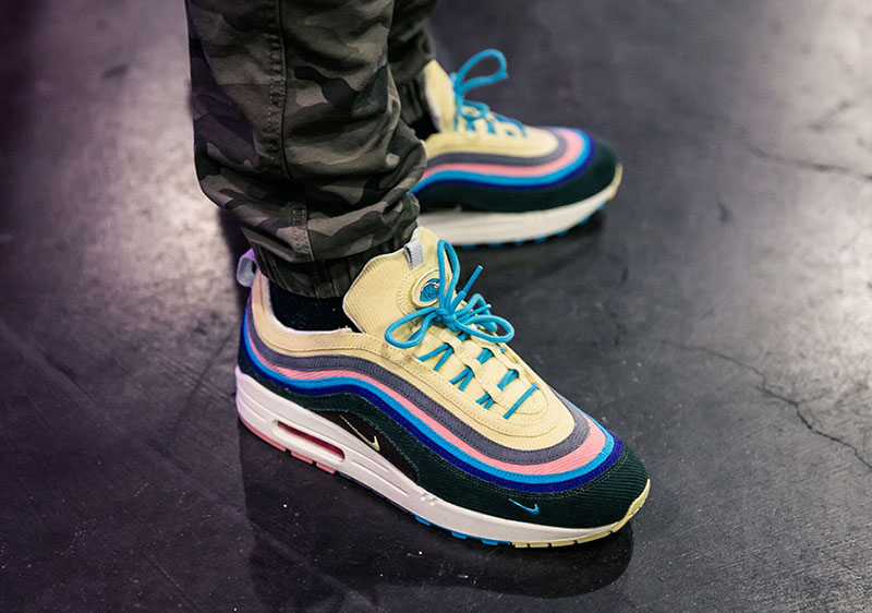 球鞋美图,球鞋上脚,Sneaker Con  全世界的限量鞋几乎都在这里!Sneaker Con 纽约站上脚精选!