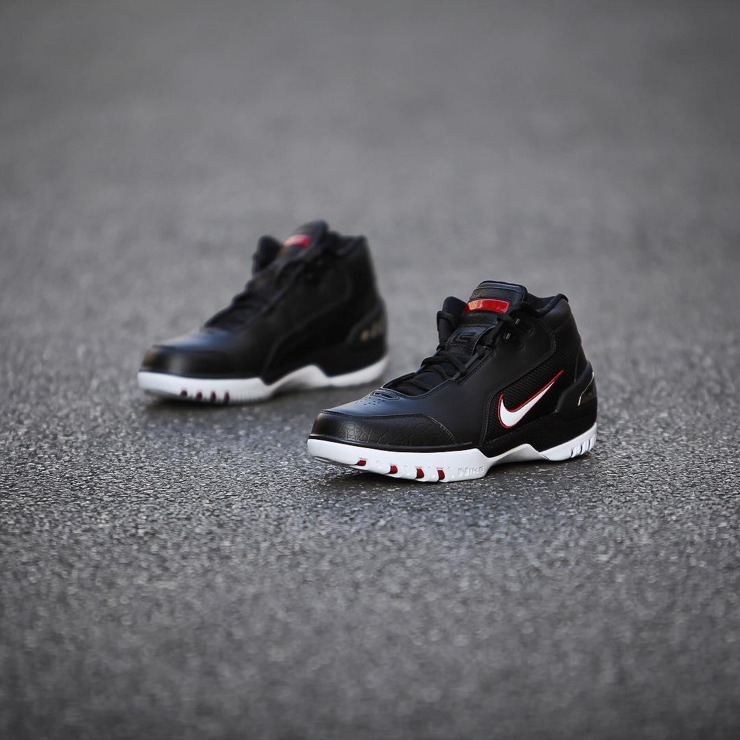 Nike,Air ZoomGeneration,AJ420  詹姆斯元年配色 AZG 再度回归,中国区将在下周正式发售!