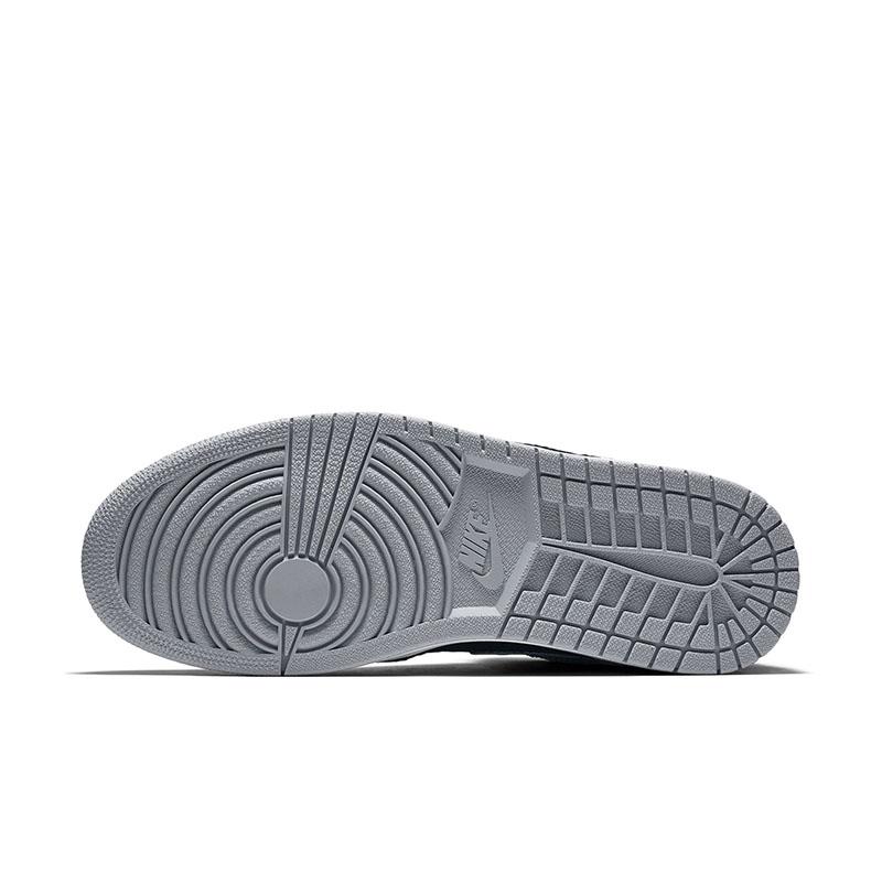 Air Jordan 1,AJ1  1 月中旬发售!这款元年配色编织 Air Jordan 1 人气不低!