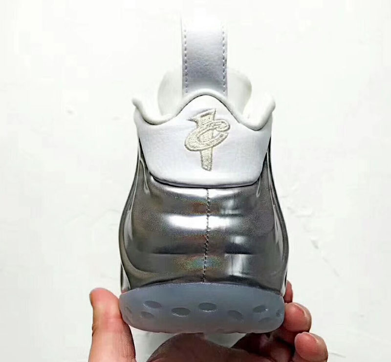 Nike,WMNS,Air Foamposite One,C  液态金属!女款 Air Foamposite One 再曝全新配色!