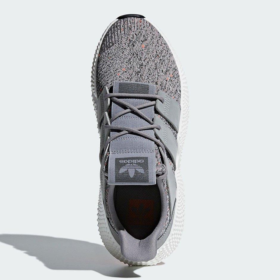 adidas,Prophere  全新鞋款!低调灰色 adidas Prophere 本月底发售!