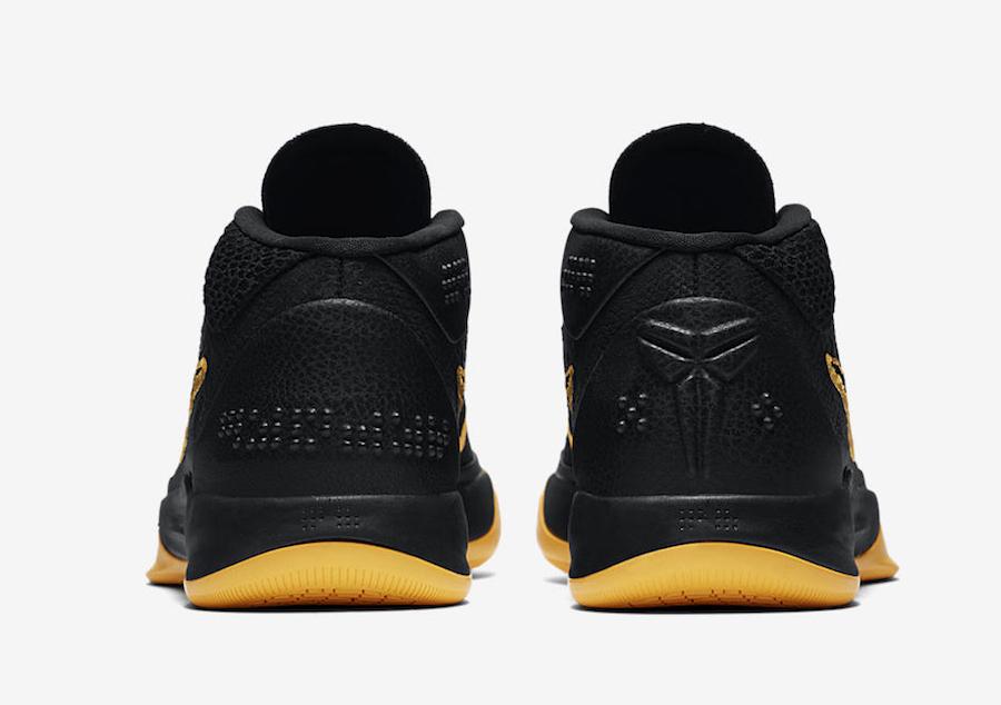 "Kobe AD BM,City Edition,Nike  致敬黑曼巴!Kobe AD BM ""City Edition"" 本月底正式登场"