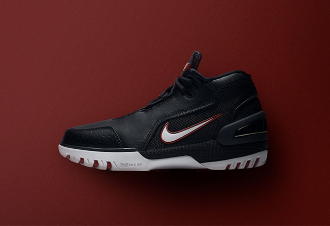 Nike,Air ZoomGeneration,AJ420  官网预告已出!詹姆斯首款签名战靴 AZG 下周正式发售!