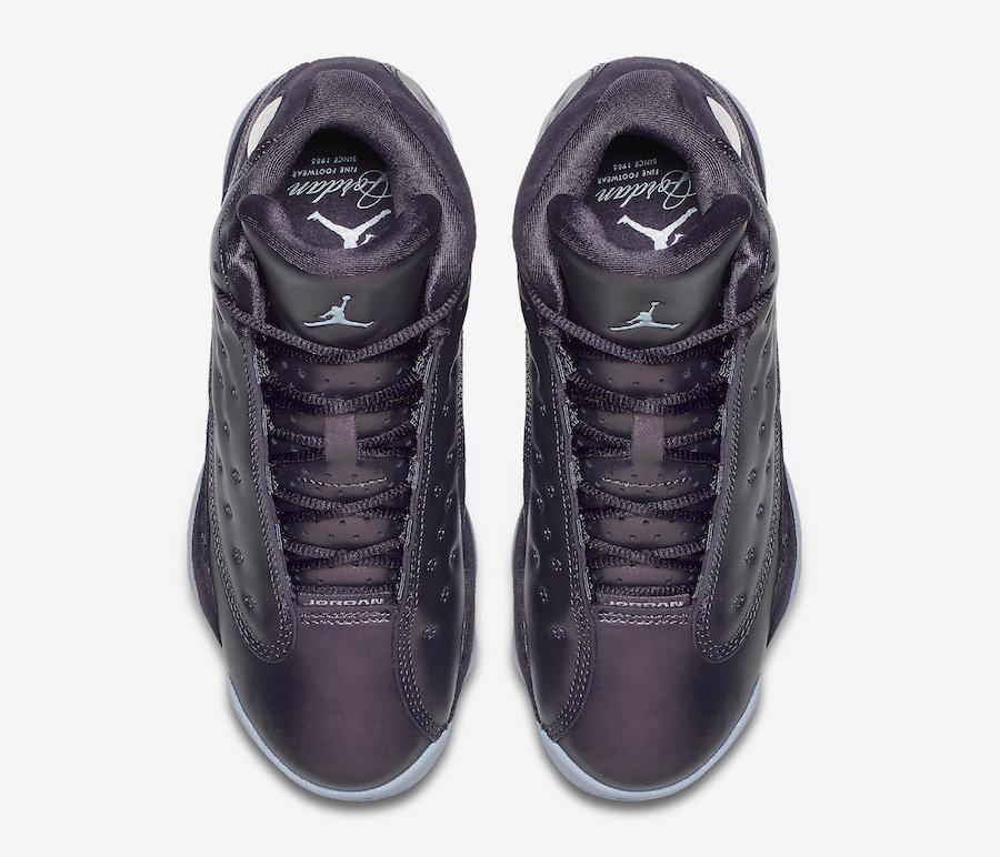 AJ13,Air Jordan 13,AA1236-520  金属效果!全新配色 Air Jordan 13 将于下周发售!