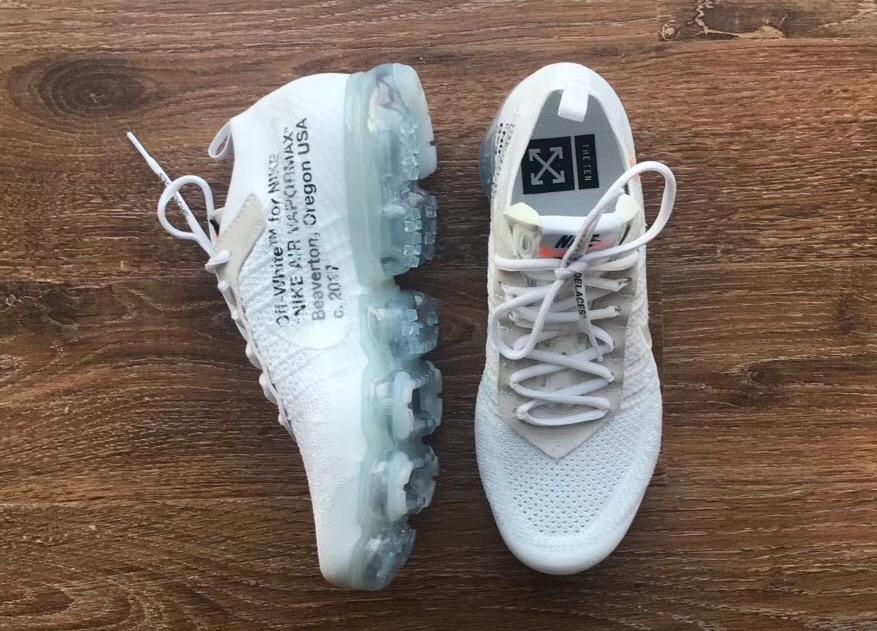 Nike,OFF-WHITE,VaporMax,AA3831  解构依旧!2018 款 OFF-WHITE x VaporMax 全新实物曝光